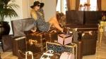 Paris Hilton hizo sus maletas y viajó a Sudáfrica para ver el Mundial - Noticias de nicky hilton