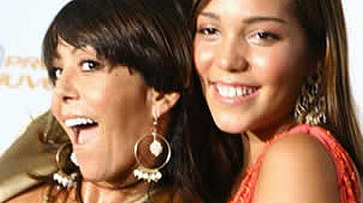 Hija de Alejandra Guzman en Lenceria Hija de Alejandra Guzm n Fue