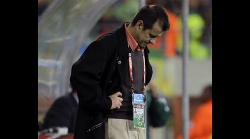 Tras su eliminación, Dunga anunció que deja la selección brasileña