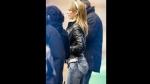 Reportera mexicana Inés Sainz se roba las miradas en Sudáfrica - Noticias de ines sainz