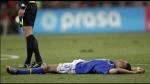 FOTOS: llorando se fue Brasil tras su eliminación de la Copa del Mundo - Noticias de david reyes enviado