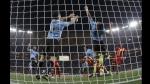 FOTOS: vea cómo Uruguay abrió su paso a semifinales de la mano de Suárez - Noticias de luis hidalgo suarez
