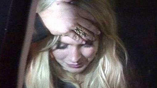 No fue su día: Lindsay Lohan recibió un puñetazo mientras celebraba su cumpleaños