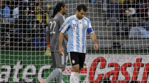 """Mascherano: """"Si pudiera dejar hoy el fútbol, lo haría"""""""
