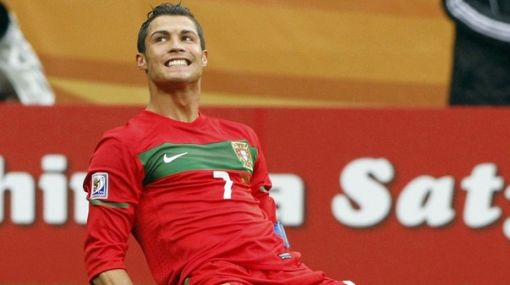 Cristiano Ronaldo anunció en Internet que se convirtió en papá