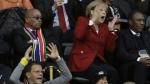 FOTOS: Vea cómo vibró la canciller alemana con los goles de su selección - Noticias de jacob soboroff