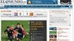 """Prensa española tras histórica clasificación  a semifinales: """"Histórico Villa"""" - Noticias de vicente hidalgo rojas"""
