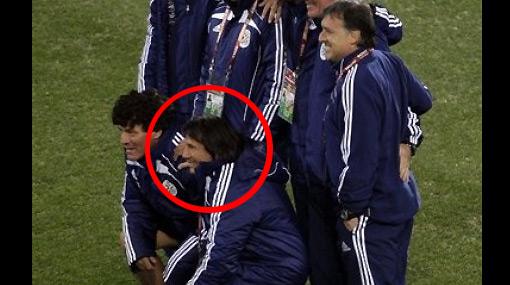 Del Callao al Mundial: Raúl Marcovich, el ex DT de Boys que es asistente de Martino en Paraguay