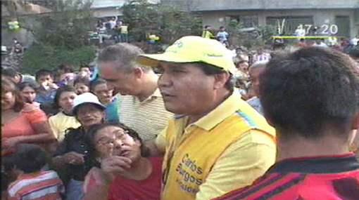 Alcalde de San Juan de Lurigancho podría ser denunciado por impedir mítines de candidatos opositores