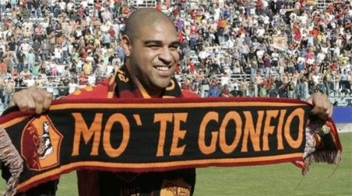 """Adriano tiene un reto: """"Volveré a ser el que era antes"""""""