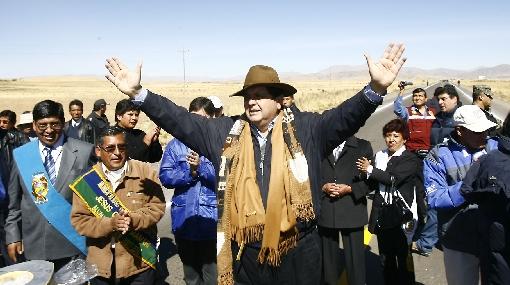 Alan García: antes de fin de año comenzará la construcción del gaseoducto Sur Andino