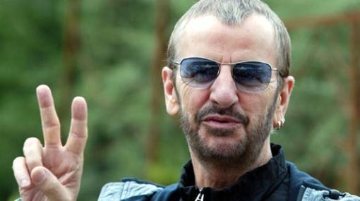 Ringo Starr, ex baterista de los Beatles, cumple 70 años este miércoles