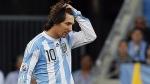 """Messi y el fracaso de la selección argentina: """"Hay que empezar a trabajar de nuevo"""" - Noticias de antonella ríos"""