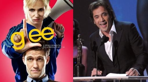 """Javier Bardem será una estrella de rock en """"Glee"""""""