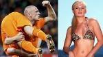 Actriz porno promete hacerle sexo oral a sus seguidores en Twitter si Holanda campeona en el Mundial - Noticias de vicky donor