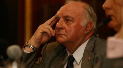 Giampietri rechazó fallo de la CIDH que obliga al Perú pagar reparación a terroristas