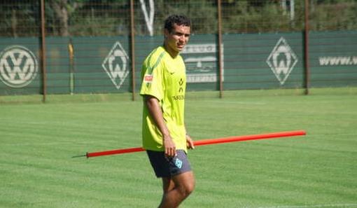 Aldo Corzo y Juan Barros entrenan con el Werder Bremen, ¿se quedarán?
