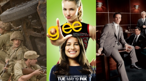 """The Pacific"", ""Glee"" y ""Mad Men"" arrasan en las nominaciones de los Emmy"