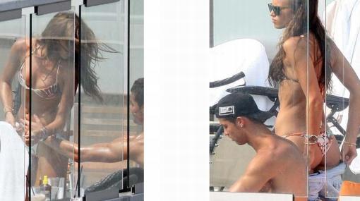 Olvida fracaso en el Mundial: Cristiano Ronaldo y su novia lucieron sus cuerpos en New York