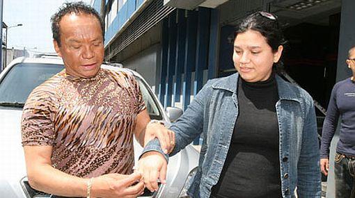Pareja de Melcochita intentó suicidarse tomando veneno para ratas