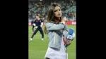 Las novias también vivieron la emoción de la semifinal entre Alemania y España - Noticias de piotr pavlenski