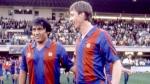 """El 'Cholo' Sotil coincidió con su compadre Johan Cruyff: """"España ganará"""" - Noticias de fc barcelona"""
