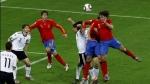 El gol de Puyol a Alemania fue una copia: le hizo uno igual al Real Madrid - Noticias de futbol espanol barcelona