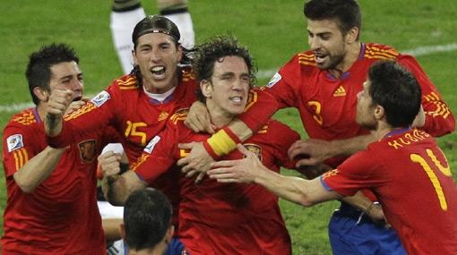 Si España gana mañana, Adrià los recibirá en El Bulli