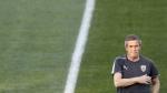 """Óscar Tabárez: """"Sería estupendo ganar a Alemania y también al pulpo"""" - Noticias de diego caceres"""