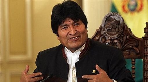Evo Morales fue demandado por genocidio