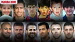 FOTOS: ellos soñaron ganar el Mundial desde niños ¿Lo conseguirán? - Noticias de vicente hidalgo rojas