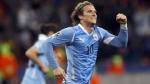 El mejor es celeste: Diego Forlán obtuvo el 'Balón de Oro' del Mundial - Noticias de zinedine zidane