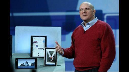 Microsoft lanzará su computadora tipo tableta con el sistema operativo Windows 7