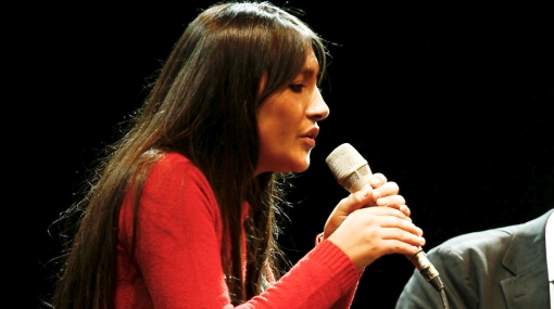 Magaly Solier cantará en dialectos de la selva en su segundo disco