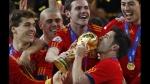 Elcomercio.pe le cuenta cómo se vivió la final en el Soccer City - Noticias de vicente hidalgo rojas
