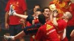 Andrés Iniesta: el 'cerebro' español que a los 26 años ha ganado todo - Noticias de fc barcelona