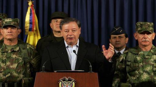 Gobierno Colombiano presentó pruebas de presencia de las FARC en Venezuela