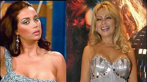 Mariella Zanetti le pidió disculpas a Gisela Valcárcel por haberla imitado