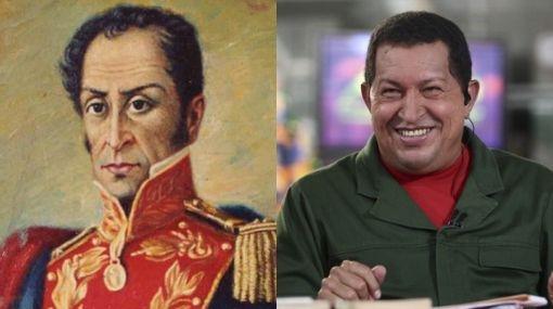 Exhumaron los restos de Simón Bolívar por orden de Hugo Chávez