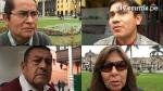 Limeños opinan sobre una posible legalización del matrimonio homosexual en el Perú - Noticias de sexo entre menores