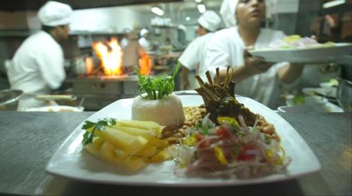 Trujillo disfruta hoy de su primera megaferia gastronómica