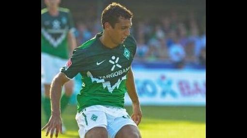Impresiona: Juan José Barros anotó su primer gol con la camiseta del Werder Bremen