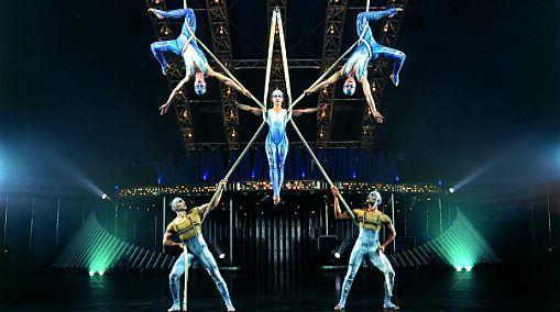 Las entradas para ver Cirque du Soleil costarán entre 99 y 632 soles