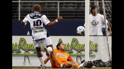 La marca del 'Zorrito': Wilmer Aguirre anotó su primer gol en el San Luis