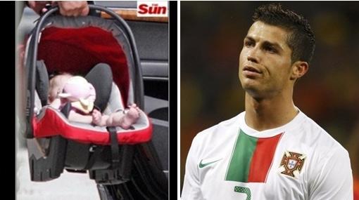 Madre Del Hijo de Cristiano Ronaldo la Madre Del Hijo de Cristiano
