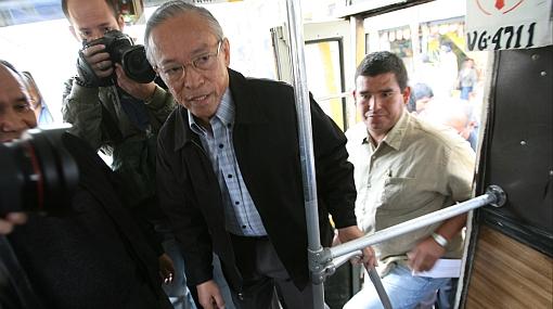 Humberto Lay afirmó que no renunciará a su candidatura a la Alcaldía de Lima