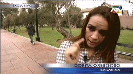 Dorita Orbegozo denunciará a responsables del video en el que aparece desnuda