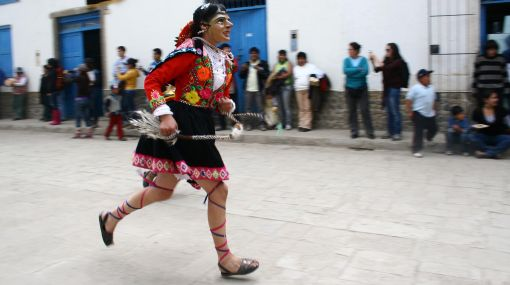FOTOS: reviva la fiesta de la Virgen del Carmen de Paucartambo
