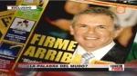 Revelan que publicista asesinado trabajó en revista a favor del alcalde Luis Castañeda - Noticias de oscar centeno