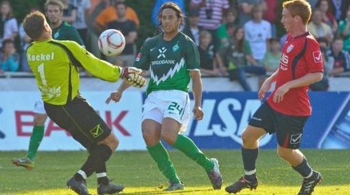 Claudio Pizarro está lesionado y no tiene fecha de retorno a las canchas